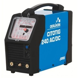 Сварочный аппарат Oerlikon CITOTIG 240 AC/DC (W)