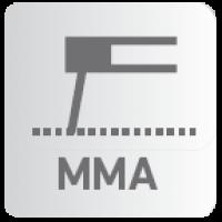 Ручная дуговая сварка MMA